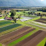 Moirans drone agriculture photographe