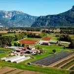 Drone agriculture Grenoble Voiron