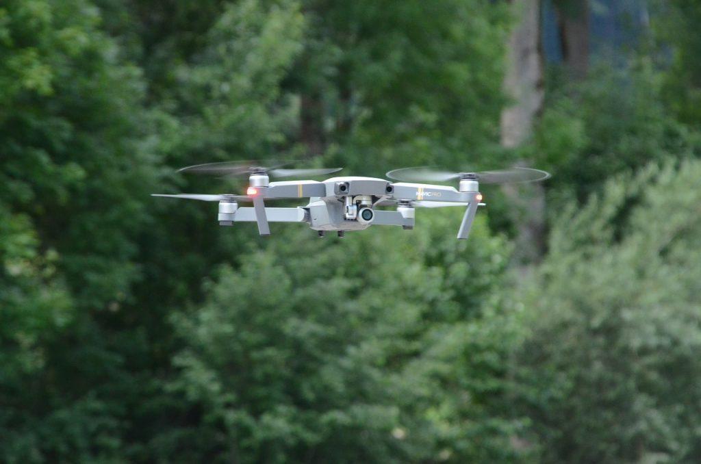 Drone Grenoble photo et vidéos Architecture