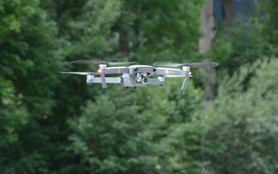 Nouvelle mission drone en cours pour des architectes