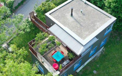 Photo et vidéo par drone pour l'immobilier