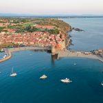 Vue sur Collioure