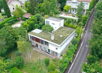 Photo de maisons pour des architectes