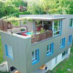 Maison individuelle contemporaine