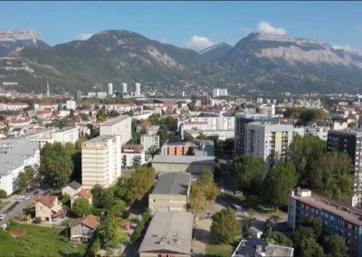 La chartreuse et Grenoble