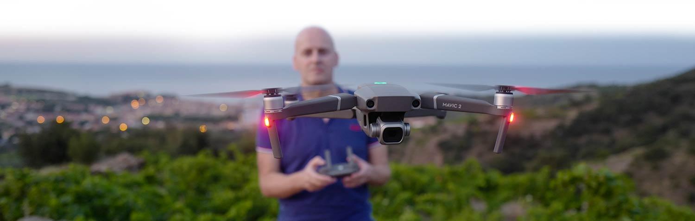 Photographe et vidéaste par drone à Grenoble