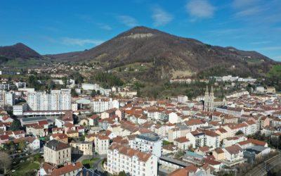 Prise de vues photo par Drone à Voiron en Isère