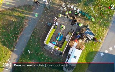 Vidéos de Crolles avec un drone pour le JT de France 2