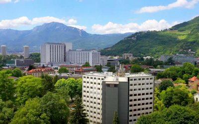 Film de présentation des travaux de réhabilitation d'une résidence à Grenoble