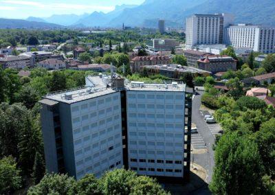 Résidence étudiante à Grenoble
