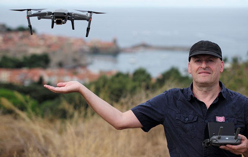 Chris Gaillard Drone