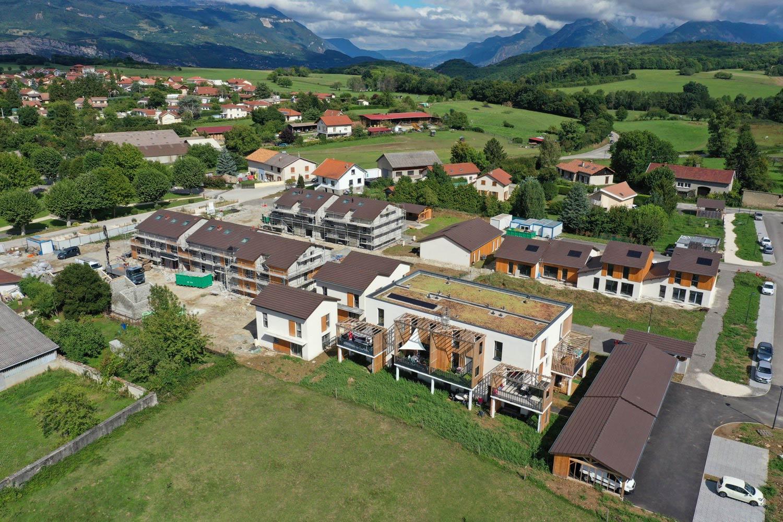 Photo par drone en Isère