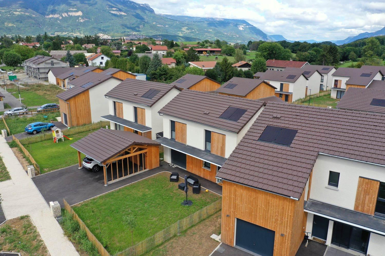 Drone pour promoteur immobilier
