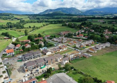 drone immobilier champagnier 38 isere