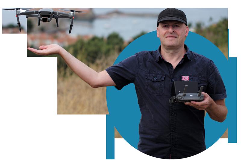 Grenoble Drone